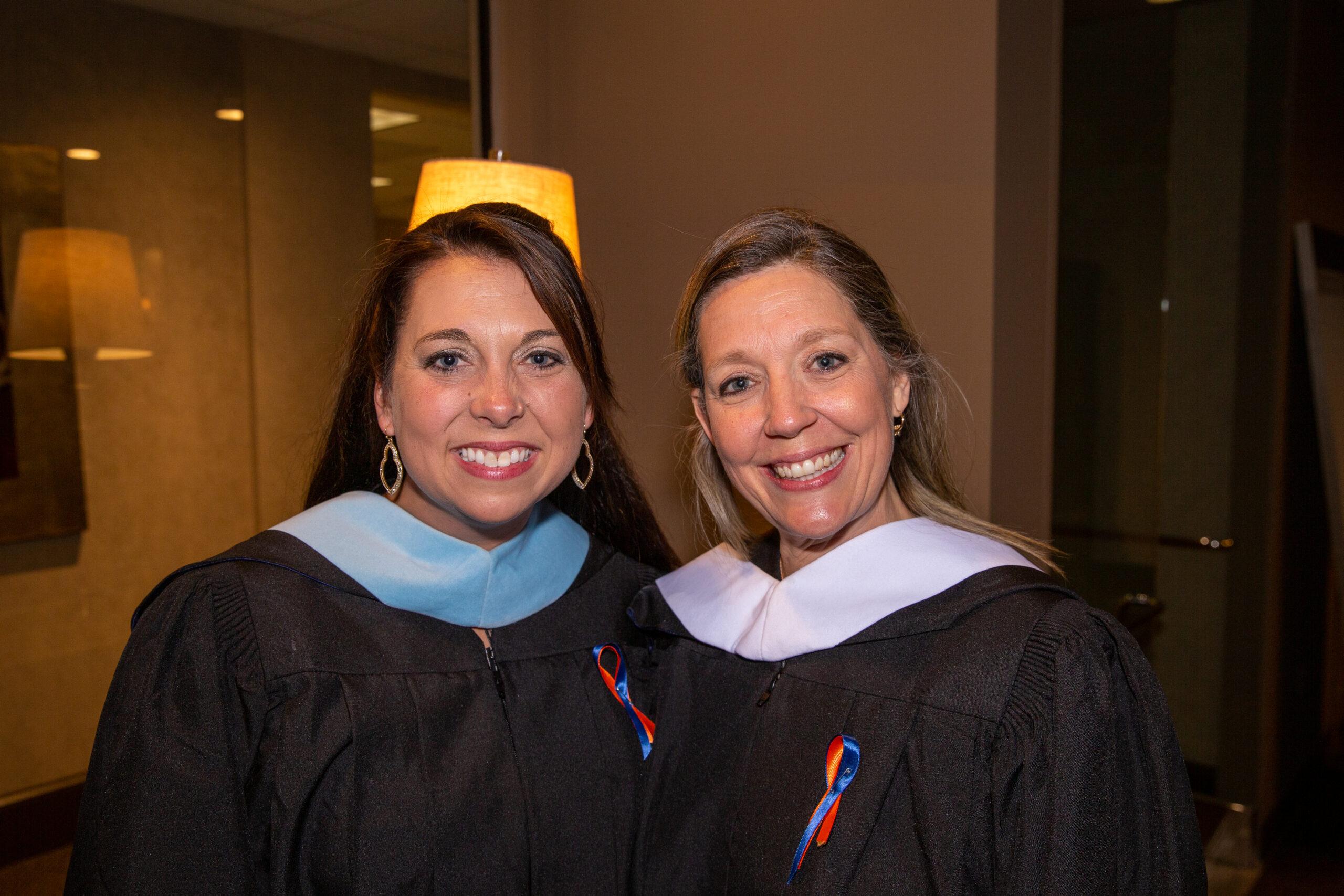 Jennifer and Cori 2_graduation 2021